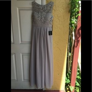 Long Dress Gray, Medium